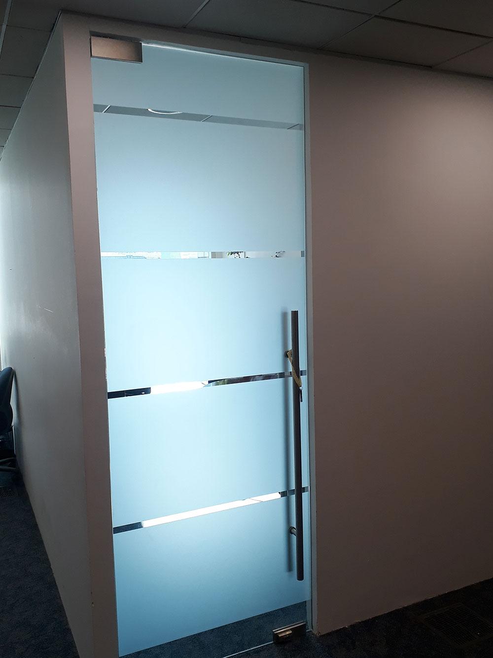 Cambio de puerta protex piso 5